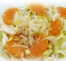 Witlof met mandarijn