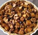 druiven noten taart volsmaak week 47