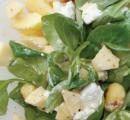 Volsmaak week 10 aardappelsalade met raapstelen