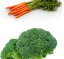 Volsmaak week 7 bospeen met broccoli