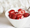 Volsmaak week 19 yoghurt met aardbeien